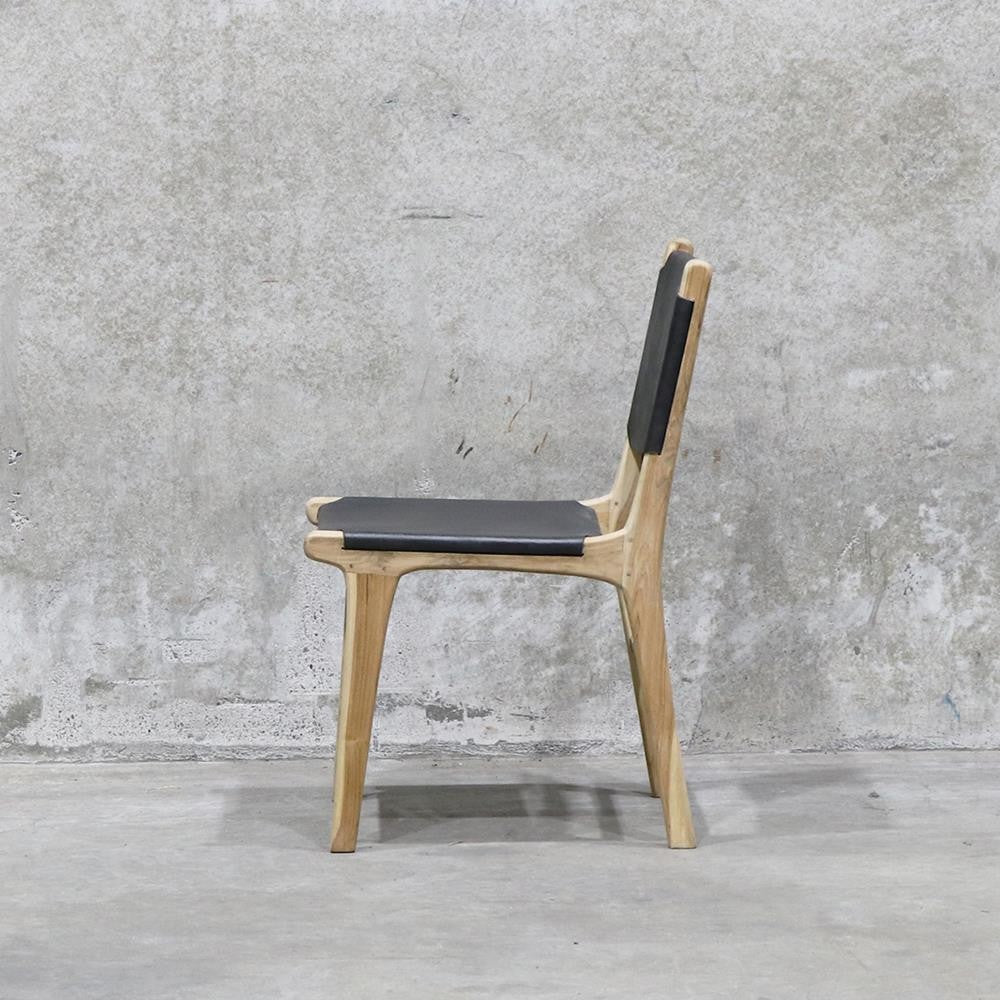Hyde Dining Chair - Black