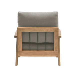 Load image into Gallery viewer, Cassel Armchair - Coastal Grey