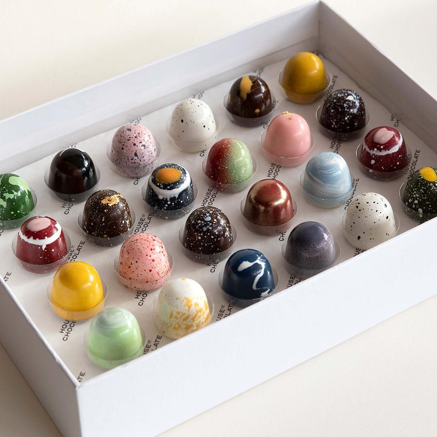 House of Chocolate - 24 Piece Bonbon Selection