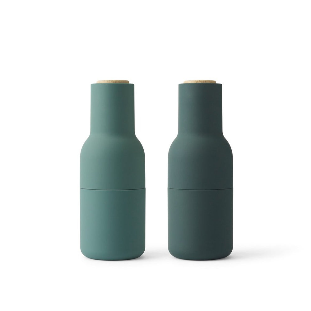 Menu Salt and Pepper Grinders - Dark Green