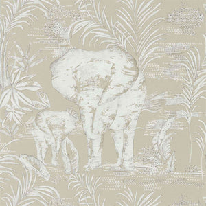 Load image into Gallery viewer, Kinabalu Wallpaper - Linen