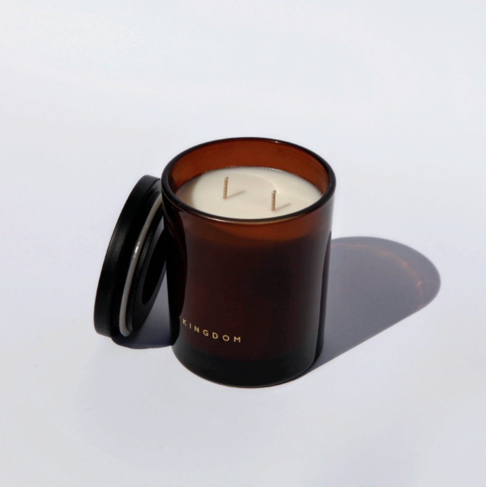 Kingdom Candle - English Pine & Cedar