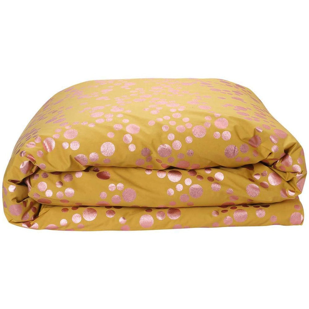 Kip and Co Spotty Foil Duvet Cover