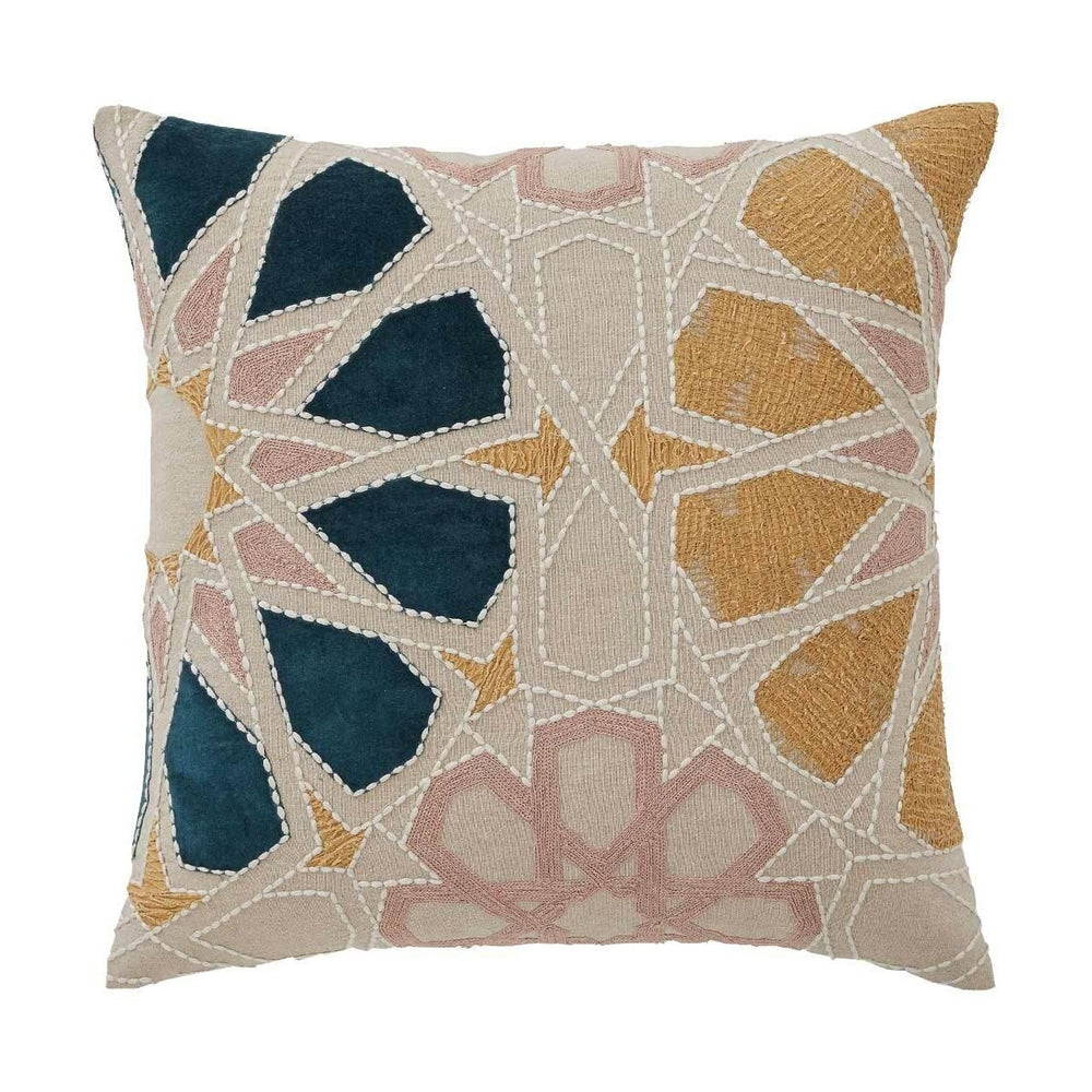 Marbella Cushion - Amber - Luxe Feather Filled