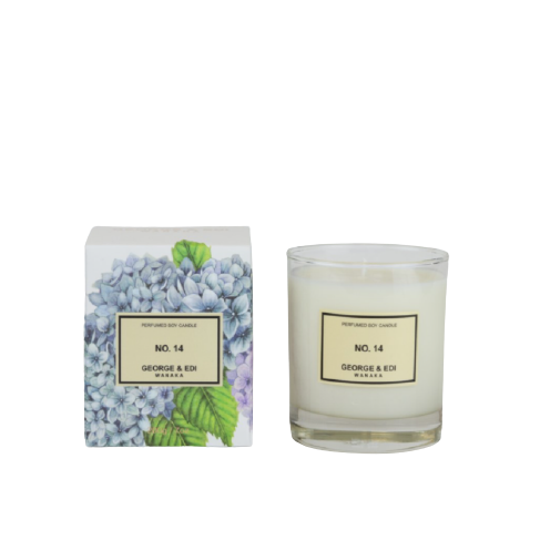 George & Edi Candle - No 14