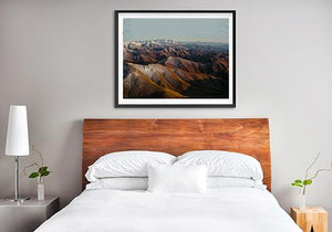 Emma Willetts - Sleeping Giants Print