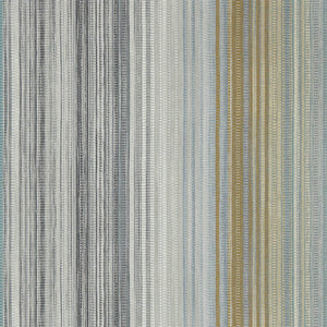 Spectro Stripe Wallpaper - Litchen/Graphite