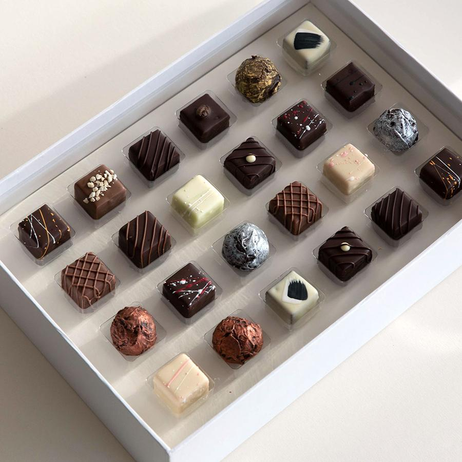 House of Chocolate - 24 Piece Truffle Selection