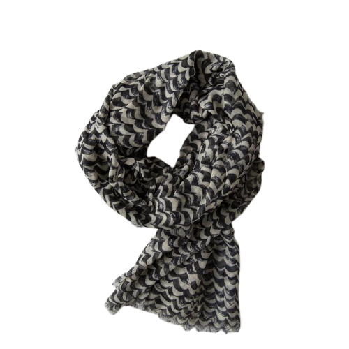 Sophie Waves Maxi Scarf