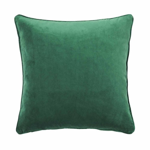 Zoe Cushion - Forest - Luxe Feather Filled