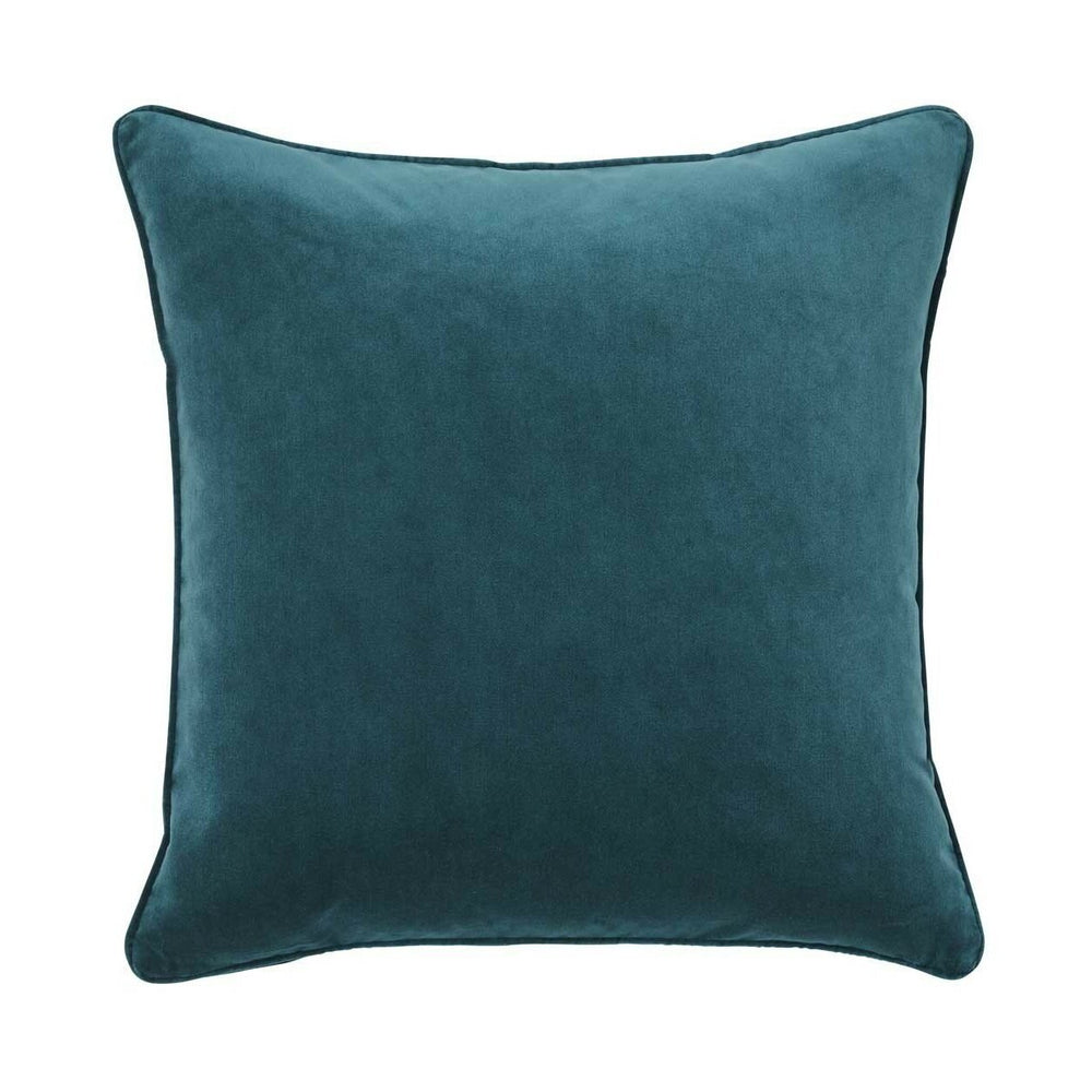 Zoe Cushion - Mallard - Luxe Feather Filled
