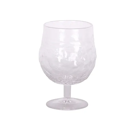 French Country Serena Clear Wine Goblet - Set of 4