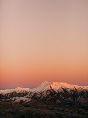 Load image into Gallery viewer, Emma Willetts - Mountain Light Print
