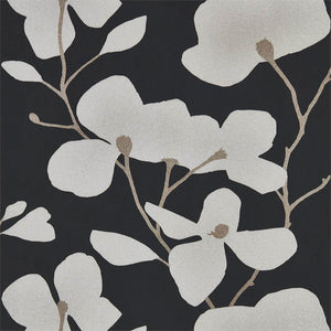 Kienze Shimmer Wallpaper - Steel/Graphite