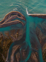 Emma Willetts - Waitaki River Mouth Print