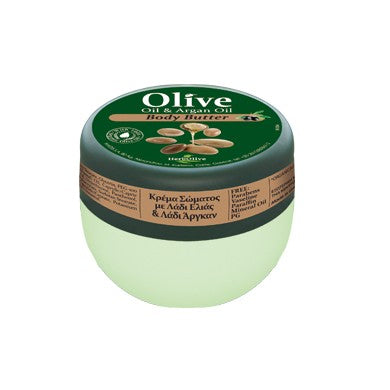 Herbolive Mini Body Butter Argan Oil