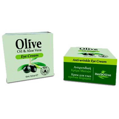 HerbOlive Oog Cream Anti-Rimpel