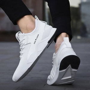 White Shoe Sport Shoe For Men And Boys