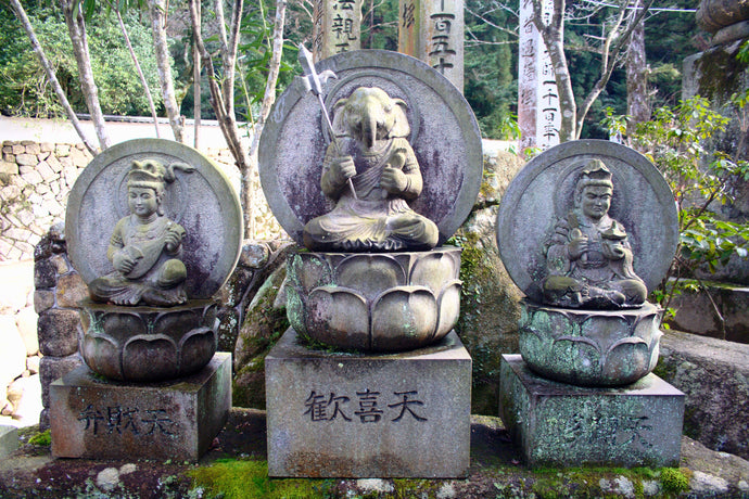 Video: Indian Deities Worshipped in Japan