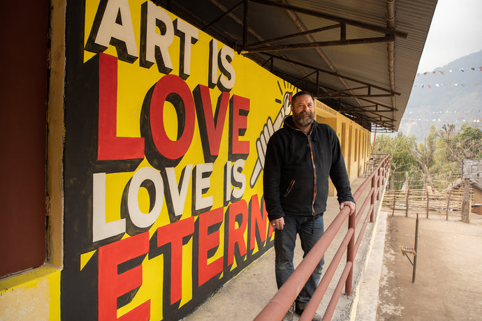 Art is Love Mural Project Openings!