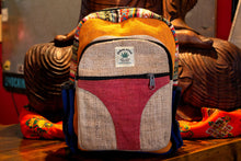 Load image into Gallery viewer, Nepali Hemp Backpacks
