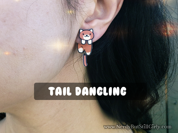 Kitty Collector (Part 3) Cling Earring