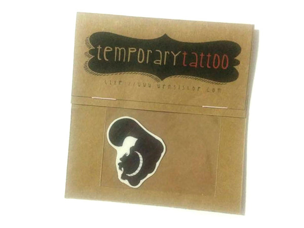 Cheshire Cat Temporary Tattoo
