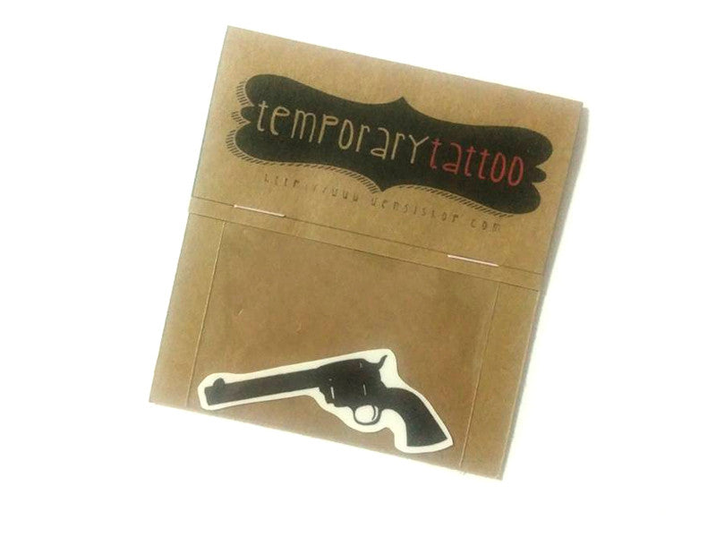 Bang Bang Temporary Tattoo