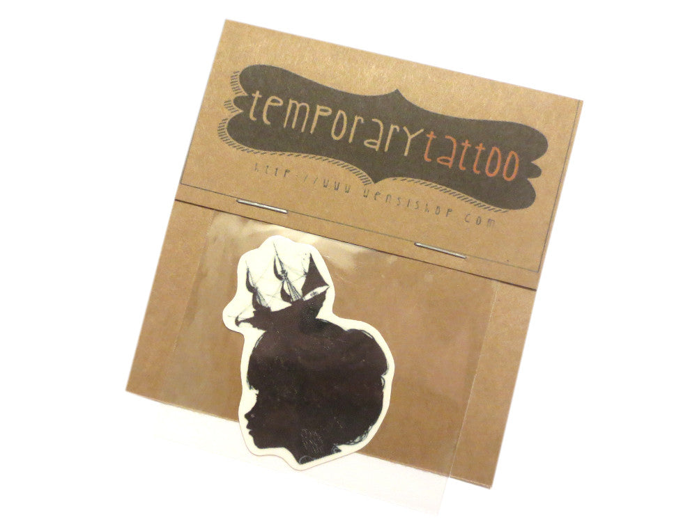 Girls Temporary Tattoo