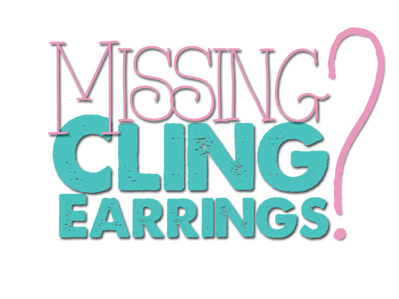 Missing Cling Earrings