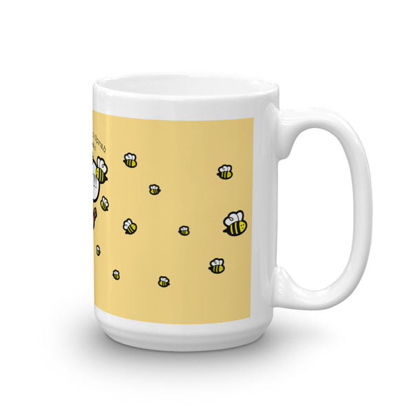 Unleash the BEES! (Mug)