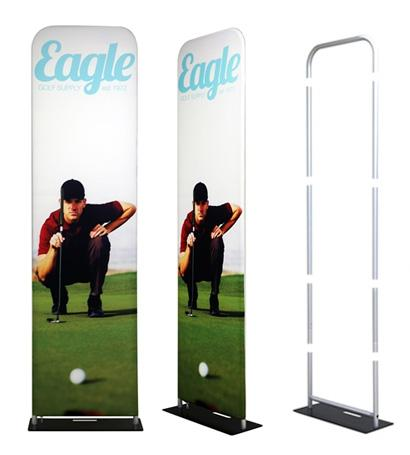 Stretch Fabric Display Stands