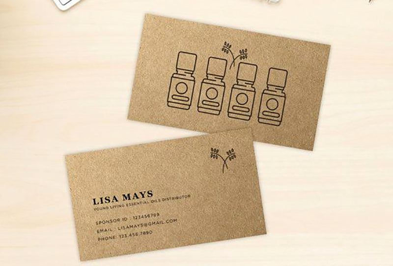 Essential Business Cards