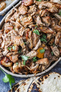 ADD MEAT - Carnitas - Pork confit 500gr.