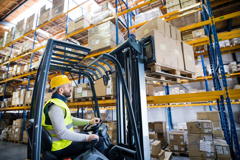 Four Things Your Company Should Do to Prevent Forklift Accidents