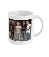 Load image into Gallery viewer, Chris and The Lads Mug - The Chris Whitty Appreciation Society