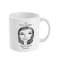 Load image into Gallery viewer, The 'Professor Devi Sridhar Society' Mug