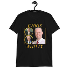 Load image into Gallery viewer, The Chris Whitty Appreciation Society - Short-Sleeve Unisex T-Shirt