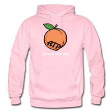 Load image into Gallery viewer, Adult Peach Hoodie - light pink