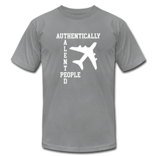 Load image into Gallery viewer, ATP Plane T-Shirt - slate