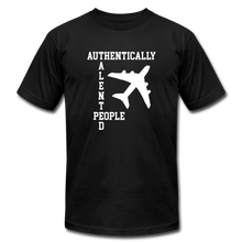 Load image into Gallery viewer, ATP Plane T-Shirt - black