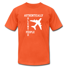 Load image into Gallery viewer, ATP Plane T-Shirt - orange