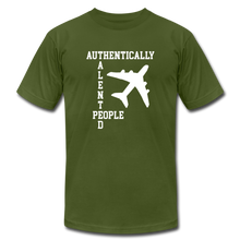 Load image into Gallery viewer, ATP Plane T-Shirt - olive