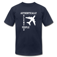 Load image into Gallery viewer, ATP Plane T-Shirt - navy