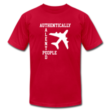 Load image into Gallery viewer, ATP Plane T-Shirt - red