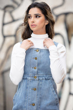 Load image into Gallery viewer, MB Denim Maxi Overalls