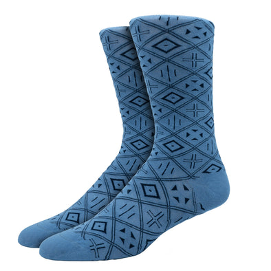 MEN'S SILVER CREW SOCKS | COAT OF ARMS