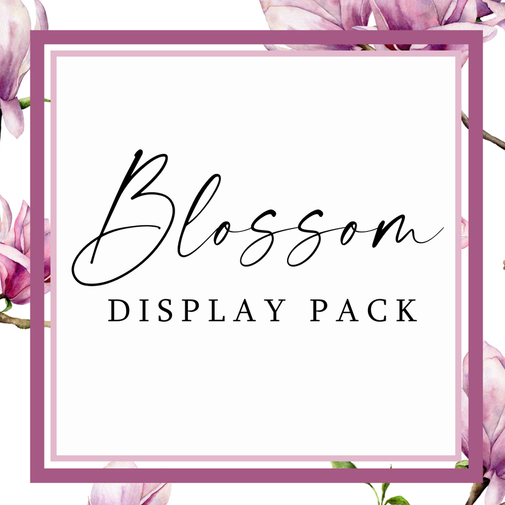 Blossom Display Pack