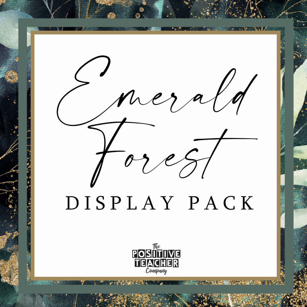 Emerald Forest Display Pack