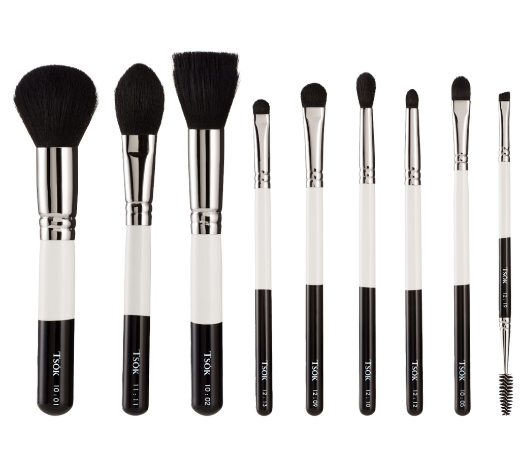 Complete Luxe 9 Brush Set